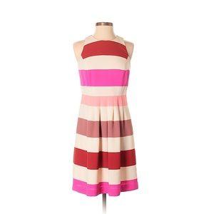 NWT LOFT Ann Taylor Striped Dress